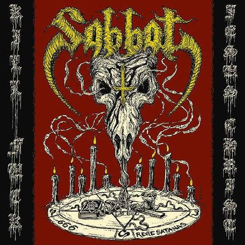 Sabbat - Kill Fuck Jesus Christ LP