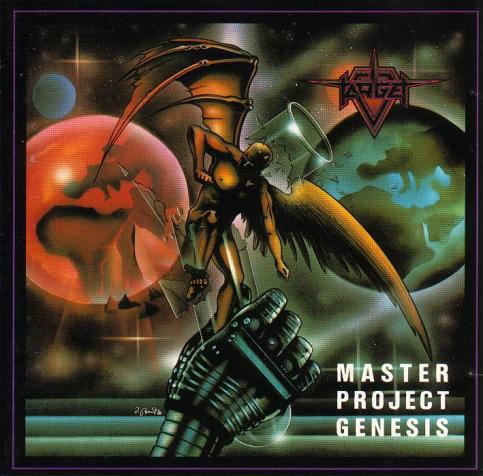 Target - Master Project Genesis LP
