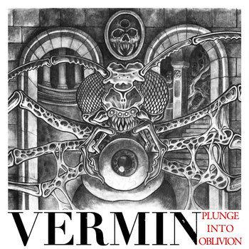 Vermin - Plunge Into Oblivion LP (Red Vinyl)