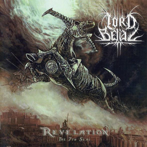 Lord Belial - Revelation (the 7th Seal) CD