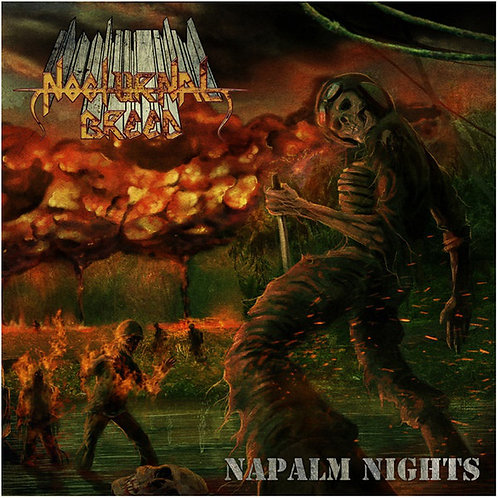 Nocturnal Breed - Napalm Nights 2xLP
