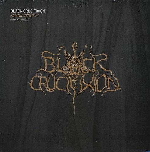 Black Crucifixion – Satanic Zeitgeist LP