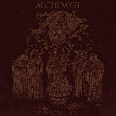 Alchemyst - Nekromanteion CD