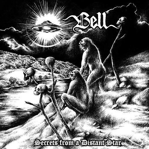 Bell - Secrets from a Distant Star CD