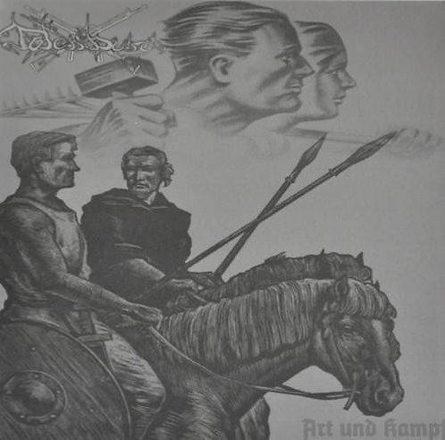 Totenburg - Art und Kampf MCD