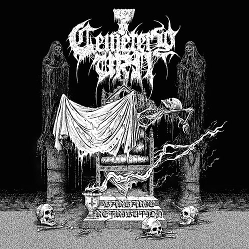 Cemetery Urn ‎– Barbaric Retribution CD
