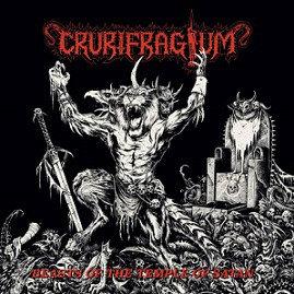 Crurifragium – Beasts Of The Temple Of Satan CD