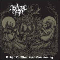 Demonic Oath – Crypt Of Mournful Summoning MLP