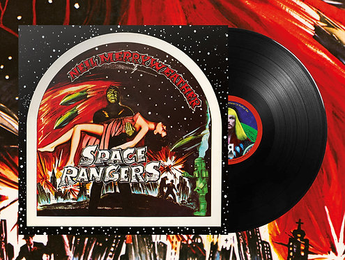 Neil Merryweather & the Space Rangers - Space Rangers LP (Black Vinyl)