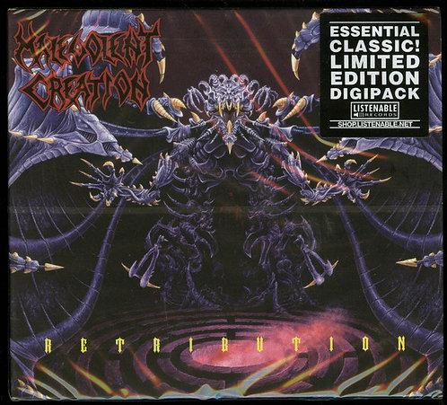 Malevolent Creation - Retribution DIGI-CD