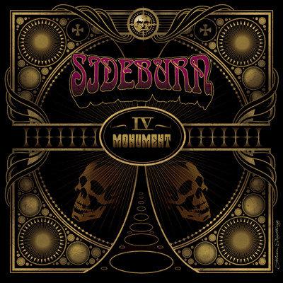 Sideburn - IV Monument CD