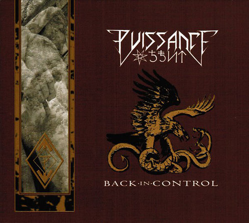 Puissance - Back in Control DIGI-CD