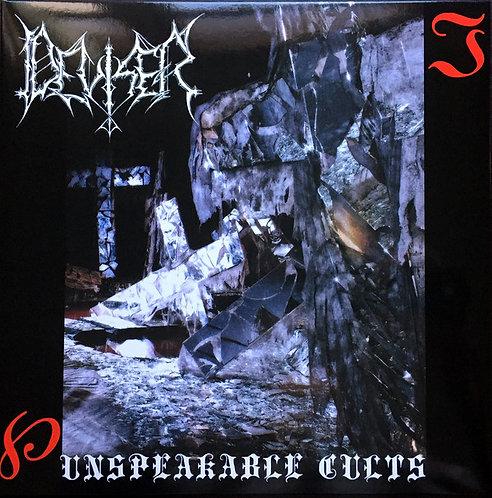 Deviser – Unspeakable Cults LP