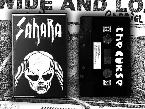 Sahara - The Curse / Infierno en la Tierra TAPE/SHIRT BUNDLE