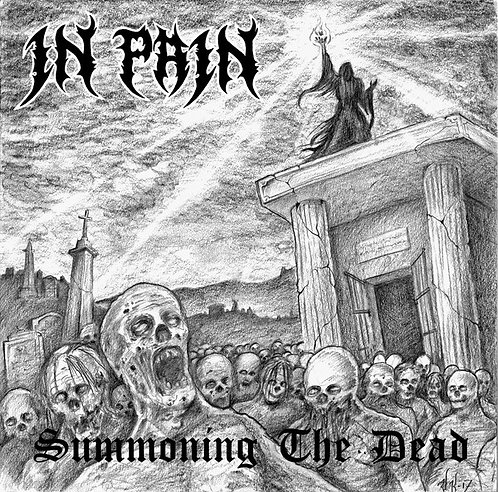 In Pain - Summoning the Dead MCD