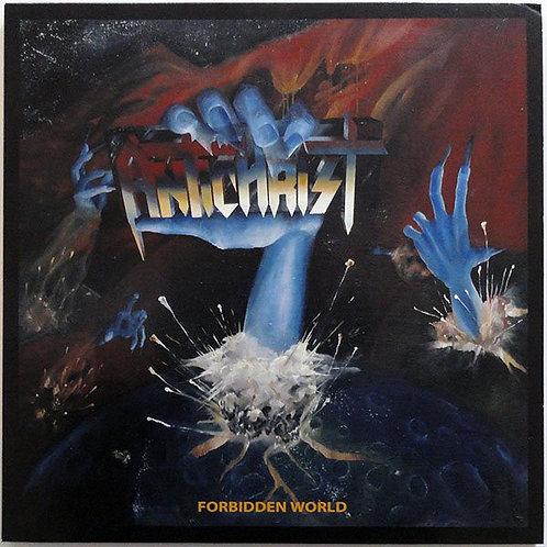 Antichrist - Forbidden World LP
