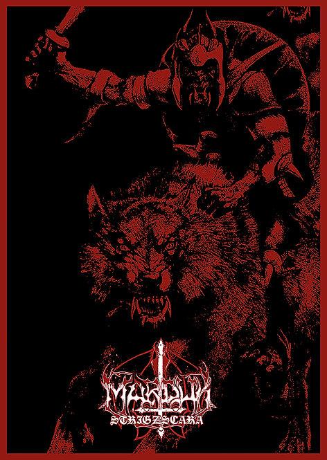 Marduk – Strigzscara Poster