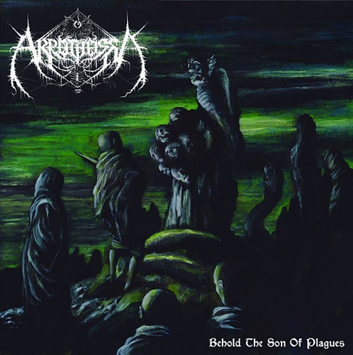 Akrotheism – Behold The Son Of Plagues LP