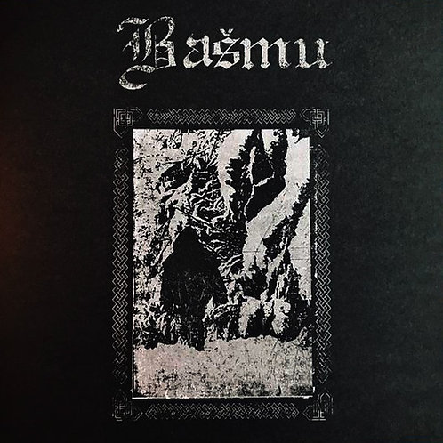 Basmu - Black Sorcery from Within Arcane Caverns LP