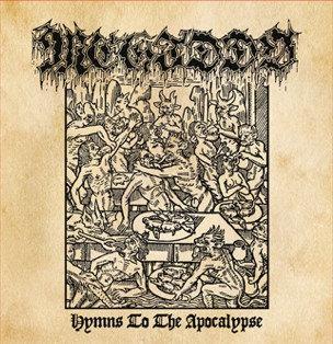 Megiddo - The Heretic / Hymns To The Apocalypse LP