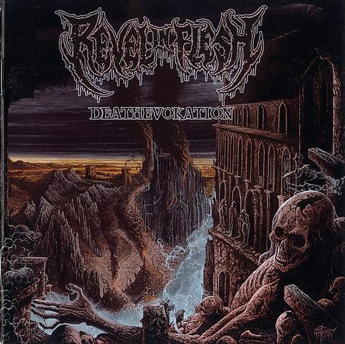 Revel in Flesh - Deathevokation CD (KS)