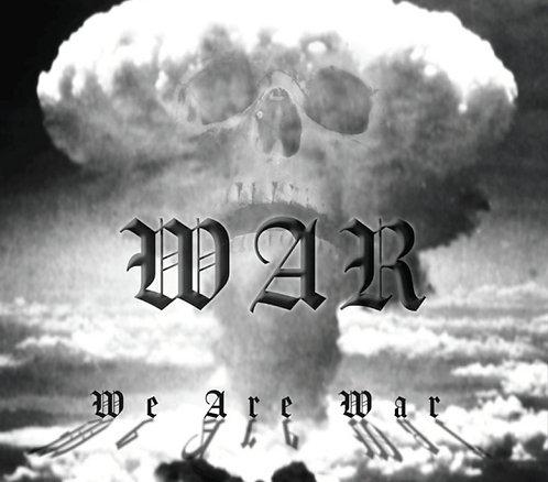 War - We Are War LP