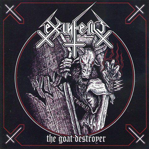 Ex-Inferiis - The Goat Destroyer MCD