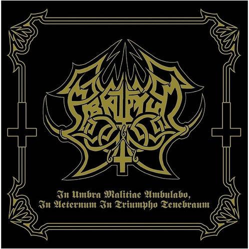 Abruptum - In Umbra Malitiae Ambulabo, In Aeternum In Triumpho LP (Red Vinyl)