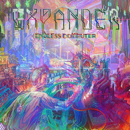 Expander - Endless Computer CD