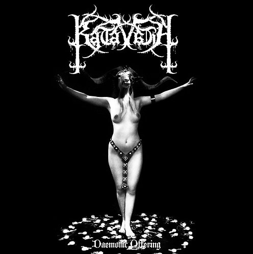 "Katavasia - Daemonic Offerings 7""EP"