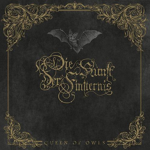 Die Kunst der Finsternis - Queen of Owls 2xLP (Black Vinyl)