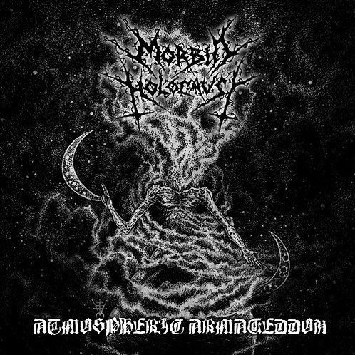 Morbid Holocaust - Atmospheric Armageddon CD