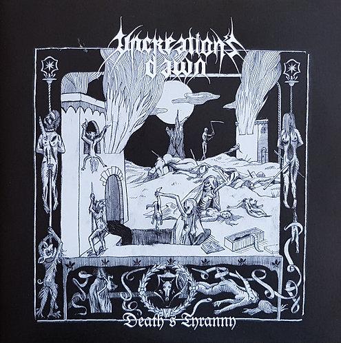 Uncreation's Dawn - Death's Tyranny CD