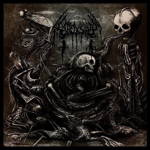 Paroxsihzem - Abyss Of Excruciating Vexes LP (Splatter Vinyl)