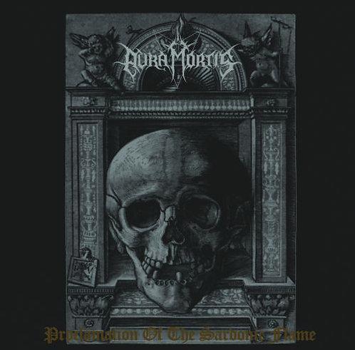 Aura Mortis – Proclamation Of The Sardonic Flame MCD