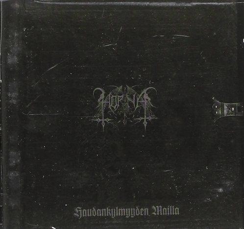 Horna - Haudankylmyyden Mailla CD