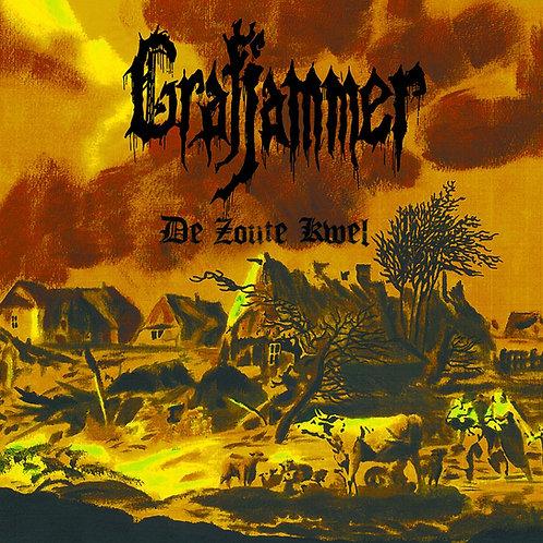 Grafjammer - De Zoute Kwel DIGI-CD