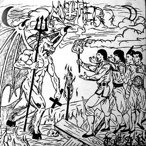 Mystifier – T.E.A.R. + Aleister Crowley CD