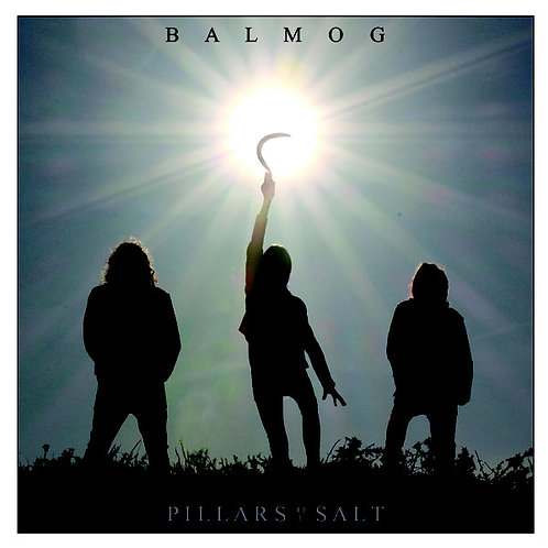 Balmog - Pillars of Salt CD (KS)