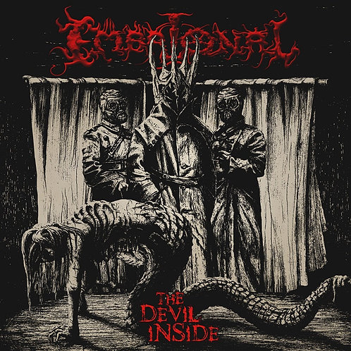 Embrional - The Devil Inside LP