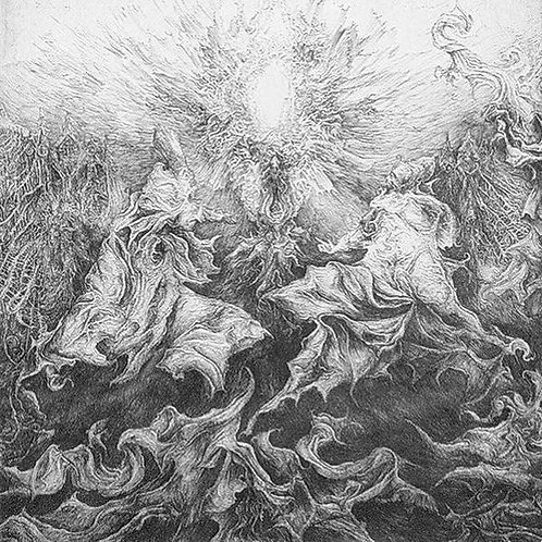 Pseudogod / Blaze Of Perdition – In The Void And Serpent, The Spirit Is One CD