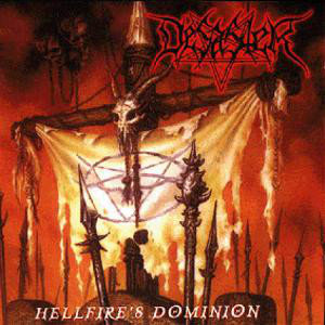 Desaster – Hellfire's Dominion LP