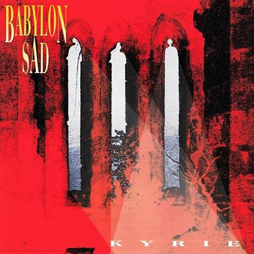 Babylon Sad - Kyrie LP (Black Vinyl)