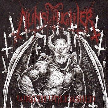 Nunslaughter - Wrath Unleashed DIGI-CDr