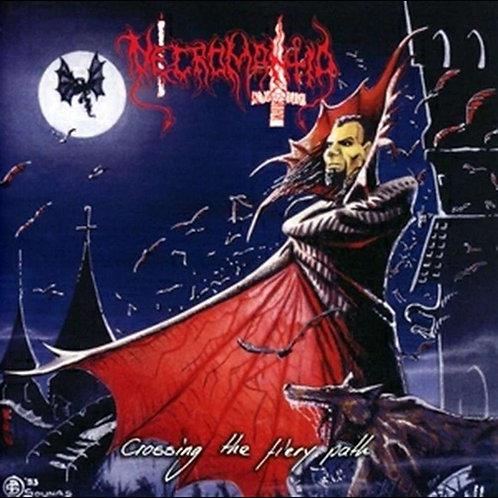 Necromantia - Crossing the Fiery Path CD