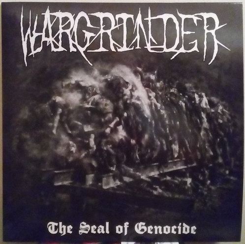 Wargrinder - The Seal Of Genocide LP