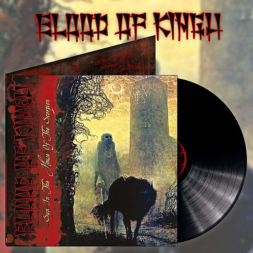 Blood of Kingu - Sun in the House of the Scorpion LP