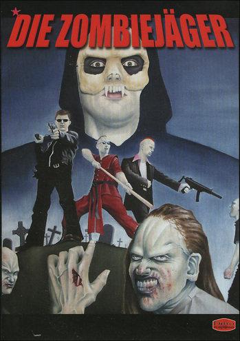 Die Zombiejäger (Motionpicture) DVD