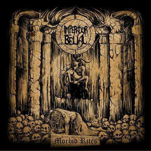 Imperador Belial - Morbid Rites CD