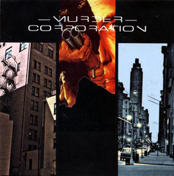 Murder Corporation - Murder Corporation CD
